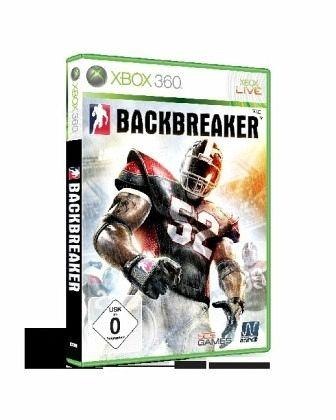 Backbreaker (Xbox 360)