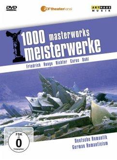 1000 Meisterwerke - Deutsche Romantik