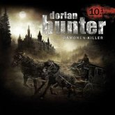 Dorian Hunter, Dämonen-Killer - Der Folterknecht. Die Nacht von Nancy, 1 Audio-CD