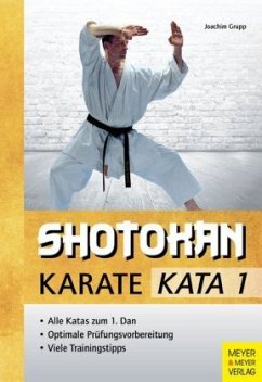 Shotokan Karate Kata / Bd.1 - Grupp, Joachim
