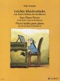 Leichte Klavierstücke von Bachs Söhnen bis Beethoven
