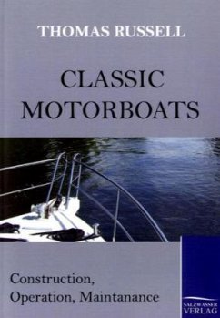 Classic Motorboats - Russell, Thomas