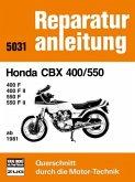 Honda CBX 400/550 ab 1981