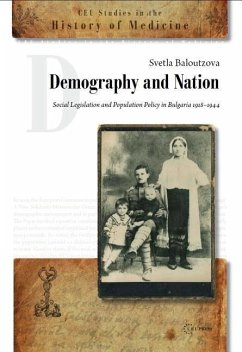 Demography and Nation - Baloutzova, Svetla