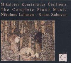 Komplette Klaviermusik - Rokas Zubovas/Nikolaus Lahusen
