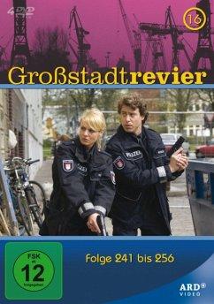Großstadtrevier - Box 16, Folge 241 bis 256 (4 DVDs)