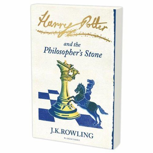 Harry Potter and the Philosophers Stone, Signature Edition 'A' Format\Harry Potter und der Stein der Weisen, englische Ausgabe - Rowling, Joanne K.