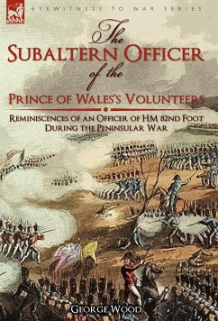 The Subaltern Officer of the Prince of Wales's Volunteers