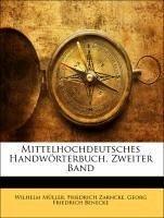 Mittelhochdeutsches Handwörterbuch, Zweiter Band