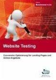 Website-Testing: Conversion Optimierung für Landing Pages und Online-Angebote (eBook, PDF)