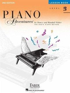 Piano Adventures, Level 2B, Lesson Book