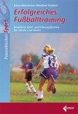 Erfolgreiches Fußballtraining