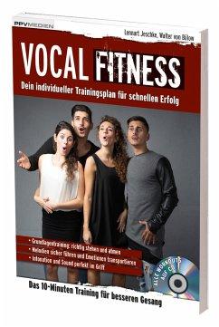 Vocal Fitness, m. Audio-CD