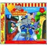 Benjamin Blümchen als Briefträger / Benjamin Blümchen Bd.12 (1 Audio-CD)