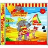 Benjamin Blümchen im Urlaub / Benjamin Blümchen, Bd.15 (1 Audio-CD)