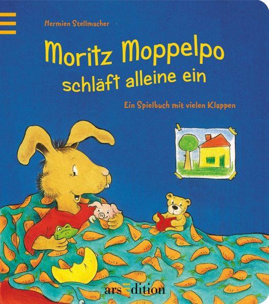 Moritz moppelpo schläft alleine ein stellmacher hermien
