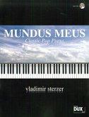 Mundus Meus, Classic Pop Piano, m. Audio-CD