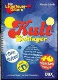 Kult-Schlager, m. Audio-CD, für Gitarre