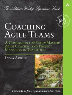 Coaching Agile Teams - Adkins, Lyssa
