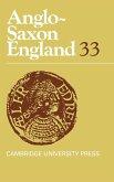 Anglo-Saxon England: Volume 33