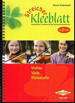 Streicher Kleeblatt, Schülerband - Drebenstedt, Simone