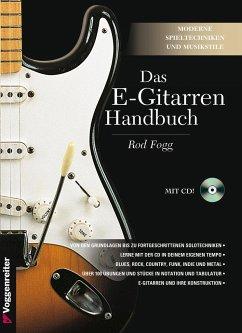 Das E-Gitarren-Handbuch, m. Audio-CD