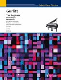 The Beginner / Der Anfänger op.211, Klavier (4-händig)