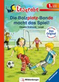 Leserabe mit Mildenberger. Leichter lesen lernen mit der Silbenmethode: Die Bolzplatz-Bande macht das Spiel!