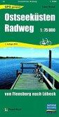 Ostseeküsten Radweg 1 : 75 000