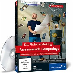 Das Photoshop-Training: Faszinierende Composings, DVD-ROM