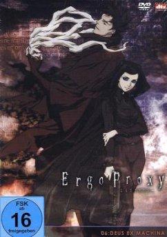 Ergo Proxy - Vol. 6