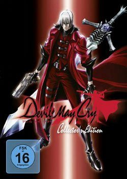 The Devil May Cry Limited Collectors Edition 3 Discs
