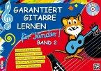 Kinderleicht Akkorde lernen, mit vielen bekannten Liedern, Liedbegleitung, Solo- & Duospiel, für Einzel- & Partnerunterr / Garantiert Gitarre lernen für Kinder Bd.2