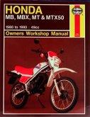 Honda MB, MBX, MT & MTX50 (80 - 93)