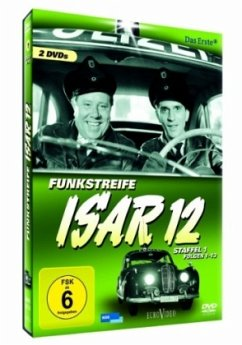 Funkstreife ISAR 12 - Staffel 1, Folgen 01-13 (...