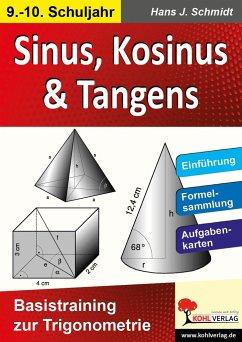 Sinus, Kosinus & Tangens Basistraining zur Trigonometrie
