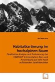 Habitatkartierung im hochalpinen Raum
