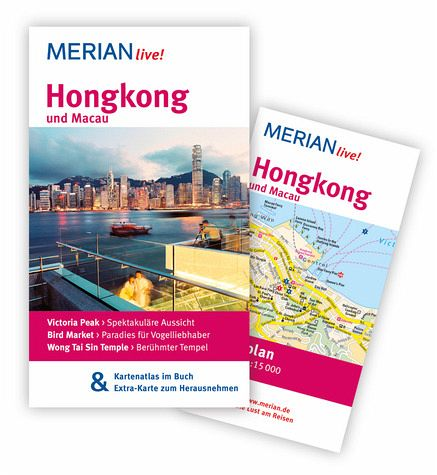 Merian live! Hongkong und Macau - Groth, Paul
