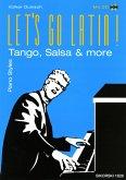 Let's Go Latin!, für Klavier, m. Audio-CD