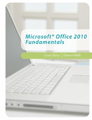 Microsoft Office 2010 Fundamentals - Walls, Dawna Cowan
