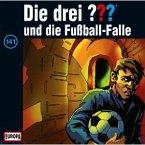 Die drei Fragezeichen und die Fußball Falle / Die drei Fragezeichen - Hörbuch Bd.141 (1 Audio-CD)