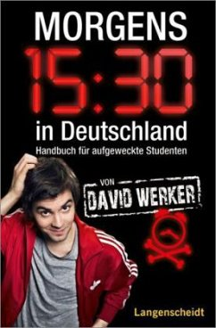 Morgens 15:30 in Deutschland - Werker, David