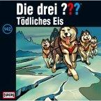 Tödliches Eis / Die drei Fragezeichen - Hörbuch Bd.142 (1 Audio-CD)
