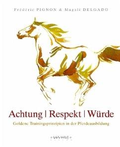 Achtung/Würde/Respekt - Pignon, Frederic; Delgado, Magal
