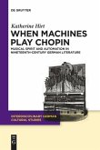 When Machines Play Chopin