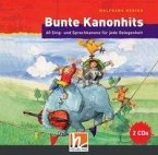 Bunte Kanonhits, 2 Audio-CDs