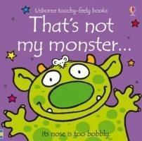That's Not My Monster... - Watt, Fiona