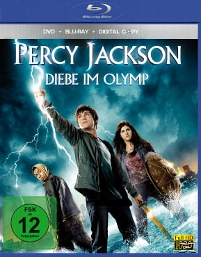 Percy Jackson Darsteller