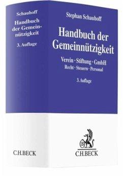 Handbuch der Gemeinnützigkeit