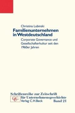 Familienunternehmen in Westdeutschland - Lubinski, Christina